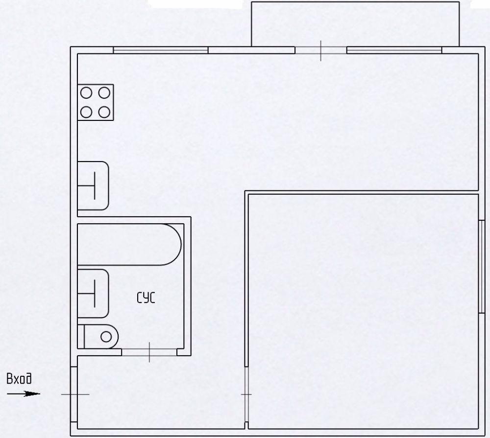 Однокомнатная квартира Московская область г. Королев ул.Станционная д. 35/2, фото 2