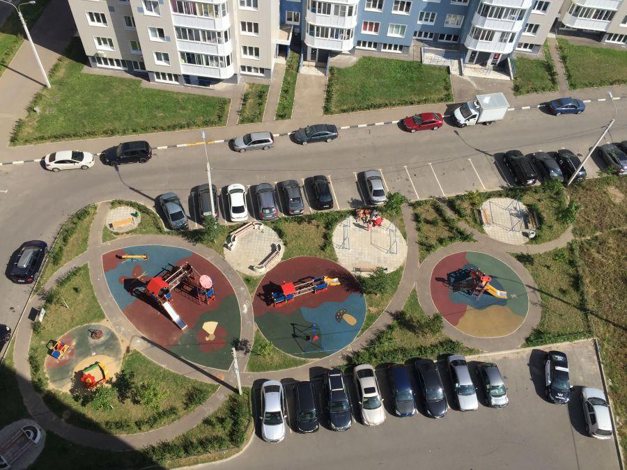 1-комнатная квартира п.Свердловский ЖК Лукино-Варино ул.Заречная д.8., фото 25