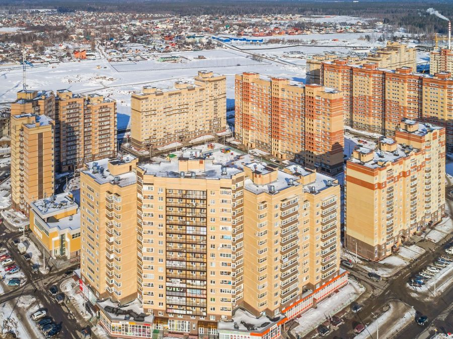 Продажа однокомнатная квартира Московская область п.Свердловский ЖК Лукино-Варино ул.Заречная д.13, фото 4