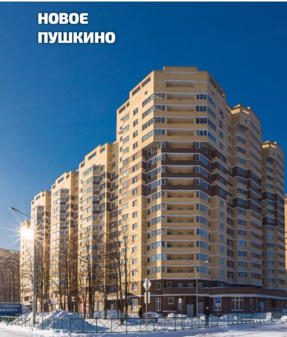 2-комнатная квартира г.Пушкино ЖК Новое Пушкино ул.Просвещения 13 корп.3, фото 2