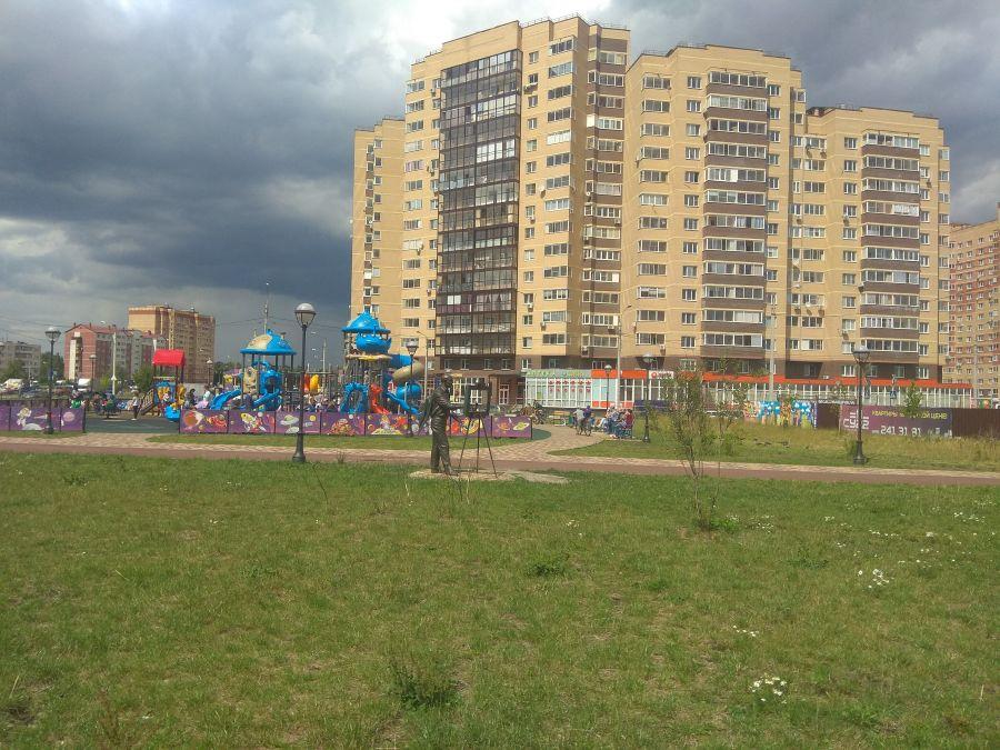 1-комнатная квартира п.Свердловский ЖК  Лукино-Варино ул.Алексея Короткова д.1., фото 7