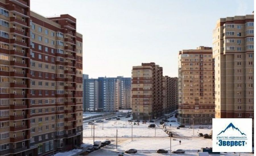 Продажа однокомнатная квартира Московская область п.Свердловский ЖК Лукино-Варино ул.Заречная д.11, фото 2