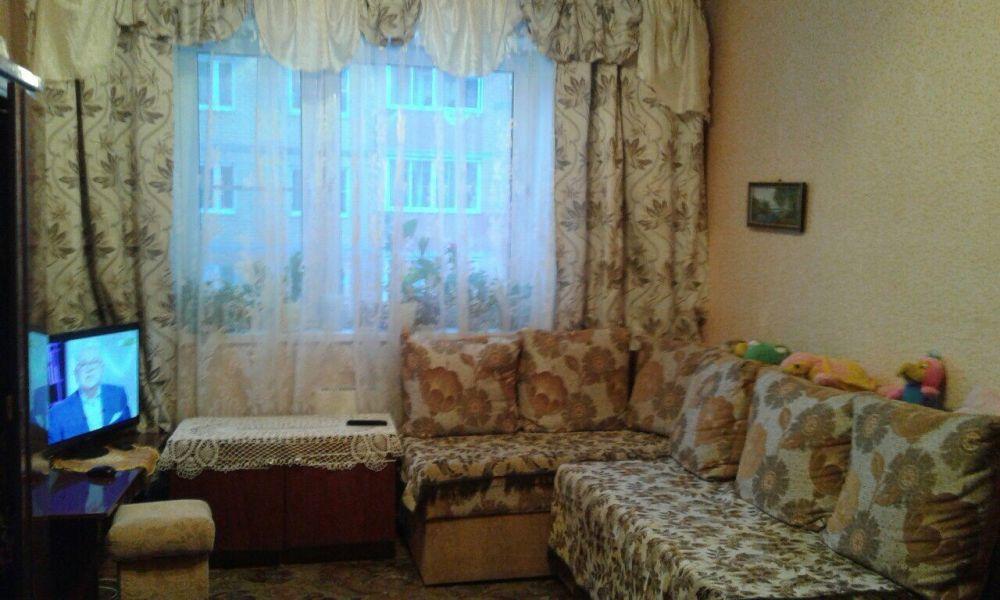 1-комнатная квартира п.Зеленоградский  ул.Островского д.14, фото 1
