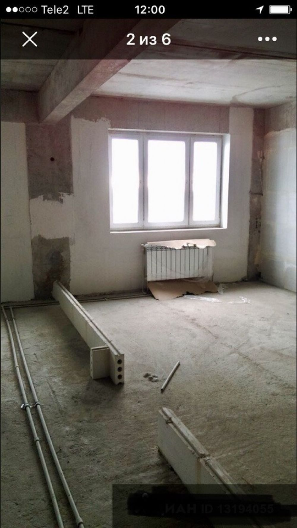 1-комнатная квартира г.Королев мкр.Текстильщик ул.Тарасовская д.25, фото 2