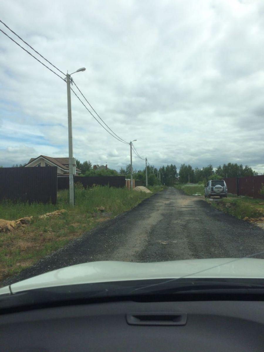 Земельный участок 12 соток ИЖС  деревня Большие Жеребцы ул.Солнечная, фото 8