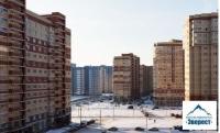 Однокомнатная квартира Московская область п.Свердловский ЖК Лукино-Варино ул.Строителей д. 12