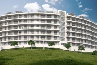 апартаменты на второй линии в Ареналес дель Соль