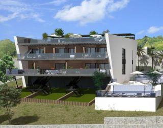 Апартаменты в Бенидорме (Balcon de Finestrat)