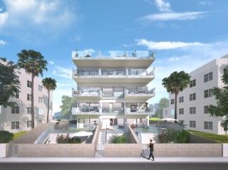 Апартаменты в Санта Пола на второй линии с видом на море!