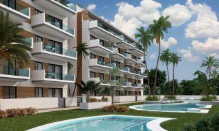 Апартаменты в строящемся комплексе на второй линии