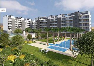 квартиры в 300 м от пляжа Вийяхойосы