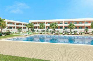 Новые апартаменты в Гран Алакант