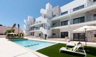 апартаменты в Ареналес дель Соль.