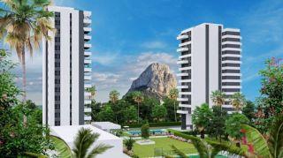 Новый дом в Кальпе - 400 м до пляжа Ареналь