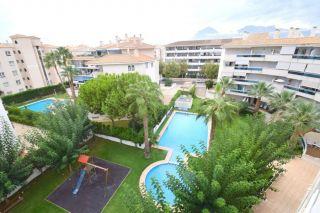 Квартира в Альбире в 300 м от пляжа