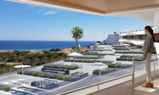 Апартаменты с видом на море