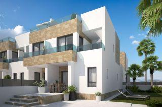 Купить уютный 2-этажный коттедж в Испании