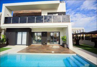 Продаётся 2-этажный дом | Calle Cabo Ortegal 03189 Alicante