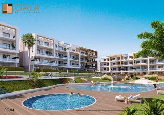 Новые квартиры на солнечном побережье Ориуэлы, Испания