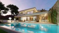 Купить новый дом в Морайре (Аликанте)