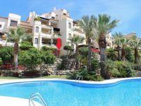Купить квартиру в Аликанте, Алтее ID:538808 Вилла Гадея