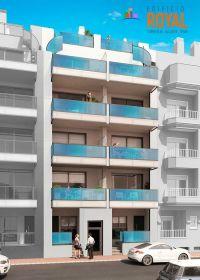 Купить квартиру в Торревьехе Calle Radio Murcia, 19 ID: 771640