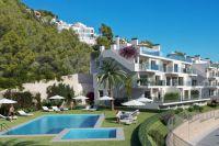 Купить квартиру в Аликанте, Partida Colina del Sol, 25 Кальпе