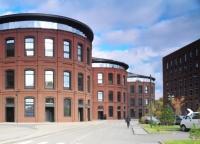 Предлагается одно из последних вакантных помещений в четырех Газгольдерах (круглых башнях) бизнес-квартала Арма, площадь 283 м.кв.