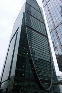 Предлагается в аренду офис на 19м этаже башни Империя, 110 м.кв.