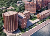 Предлагается на продажу офисное помещение, 139 м.кв. на 4 этаже ультасовременного комплекса BM Tower.