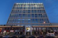Предлагается в аренду офисное помещение площадью 140 м.кв с панорамными окнами в бизнес-квартале Парк Мира.