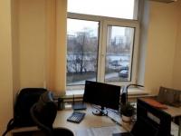 Предлагается аренда офиса с окнами на Москва-реку, 73 м.кв. в БЦ Дербеневка.