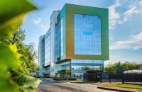 Продажа готового офиса 142,9 м. кв. в БЦ Хамелеон