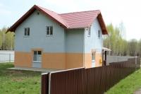Продается дом 178,5 кв.м., 7,5 сот., дер.Холмы