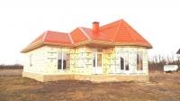 Продам новый дом от застройщика 140 м2, 8 соток. Цена  2,3 млн. руб.