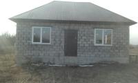 Продам новый блочный дом 76 м2,   4 сотки, от застройщика. Цена 1,85 млн. руб