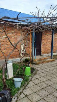 Продам небольшой саманный дом 48 м2, 15 соток. цена 1,6 млн. руб.