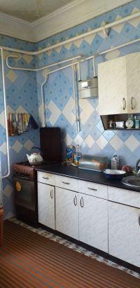 Продам просторный, кирпичный дом для большой семьи в станице Холмской 128 м2, на участке 16,5 соток. Цена 4, 3 млн. рублей