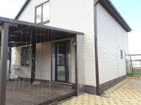 Новый дом с ремонтом в станице Северская 2.3 млн 100 кв м участок 10 сот
