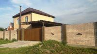 Купить благоустроенный новый дом 100 кв м на участке 15 сот в пгт Ильский. Цена 3.6 5млн руб