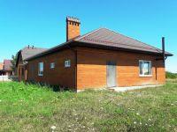 Купить новый дом с гаражом в пгт Черноморский 3.7 млн руб