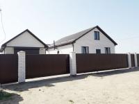 Новый дом с гаражом, ремонтом 95 кв м на участке 6 сот в пгт Ильский 3,6 млн руб