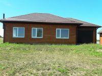 Купить новый дом с гаражом в пгт Черноморский 3.5 млн руб
