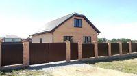 Купить новый дом с предчистовой отделкой 123 кв м на участке 5 сот. Цена 3.3 млн руб.