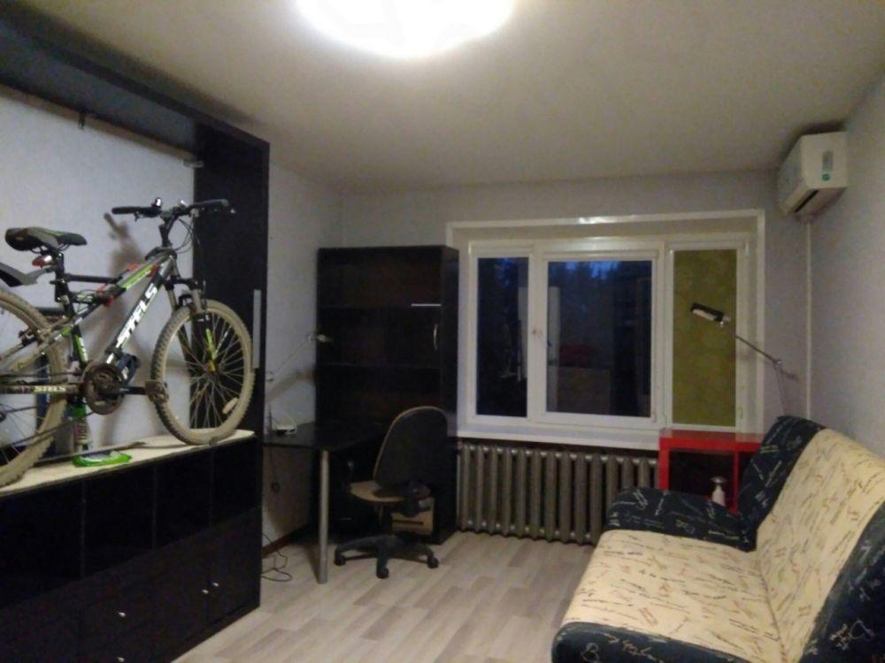 1-к квартира, Гребнево, деревня Ново, 25А, фото 6