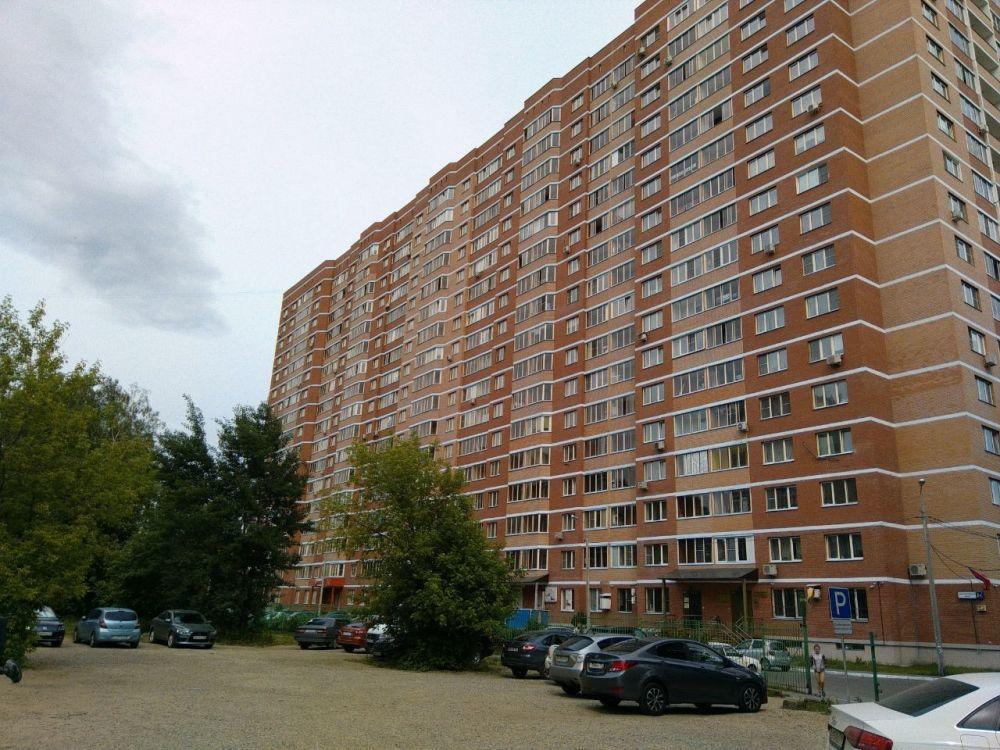 1-к квартира, Щёлково-3, Институтская улица 2А, фото 11