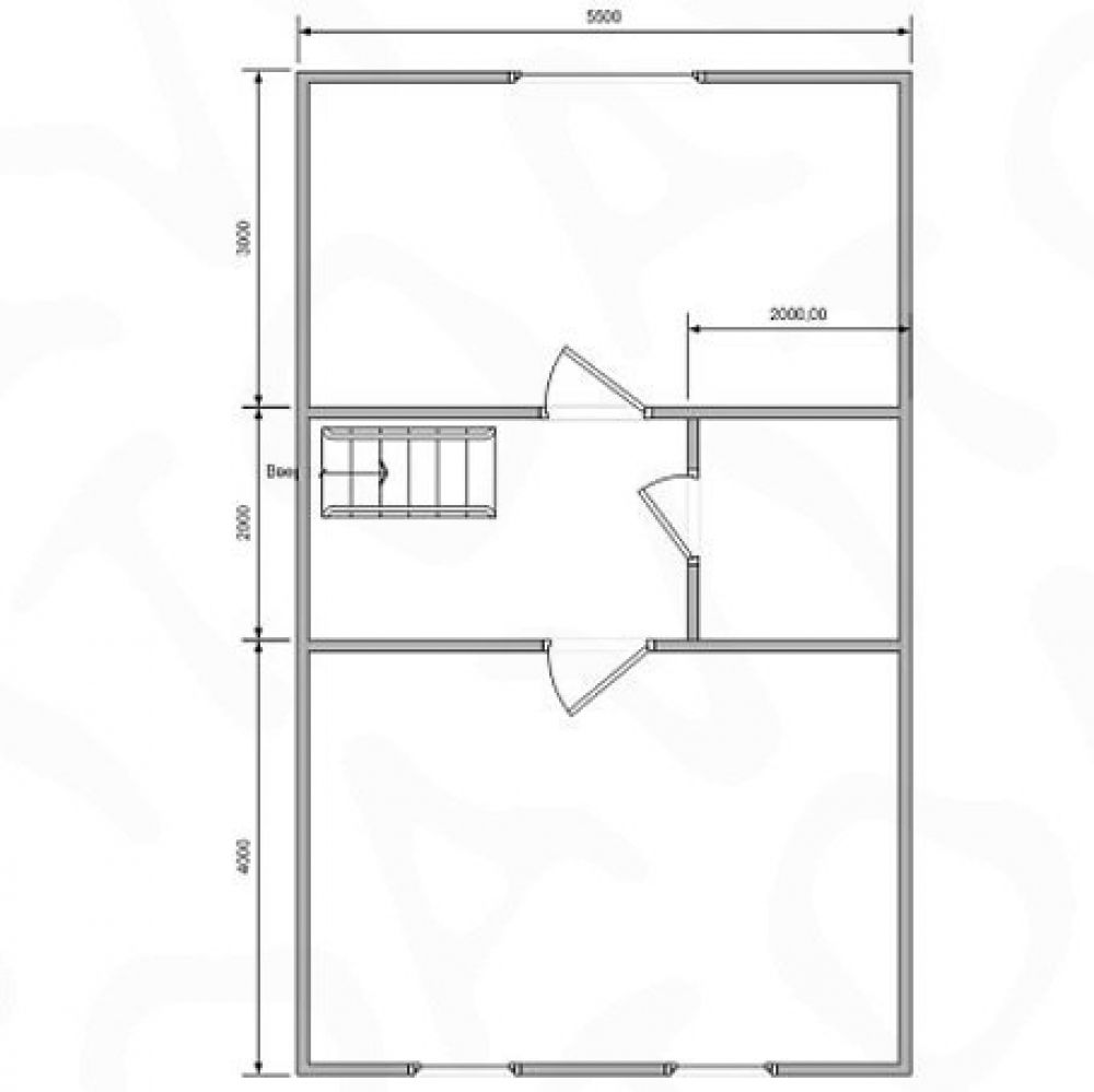 Дом 117 м2, участок 6 сот. , д. Райки (СНТ), фото 12