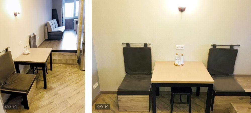 Однокомнатная квартира-студия, 33 м2,  микрорайон Богородский, 16, фото 9