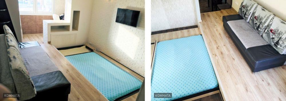 Однокомнатная квартира-студия, 33 м2,  микрорайон Богородский, 16, фото 16