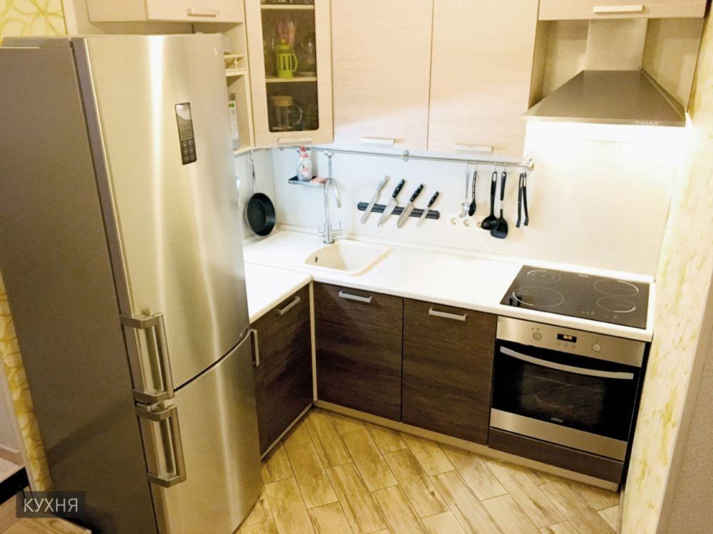 Однокомнатная квартира-студия, 33 м2,  микрорайон Богородский, 16, фото 1